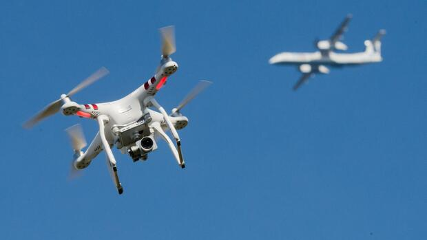 Drones are becoming more and more dangerous in the sky
